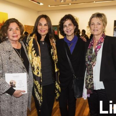 Elsa Hurtado, Graciela Matthies, Cynthia Weil y Bárbara Loffel.