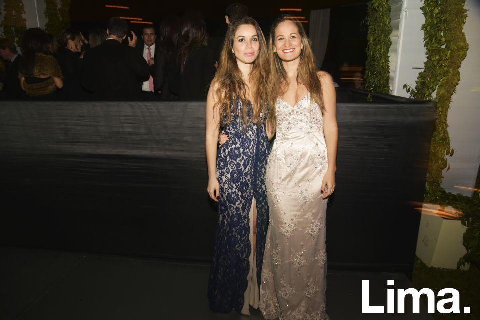 Fabiana Vittoria y Mayte León.
