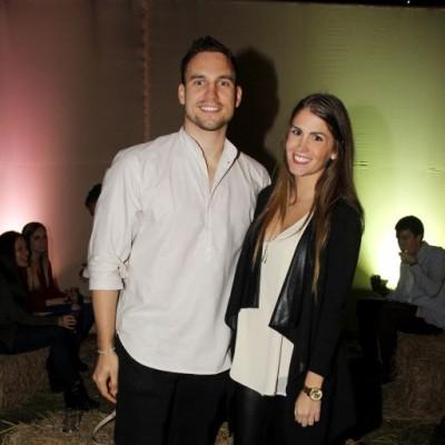 Fernando Gomez Sánchez y Sophia Clark.