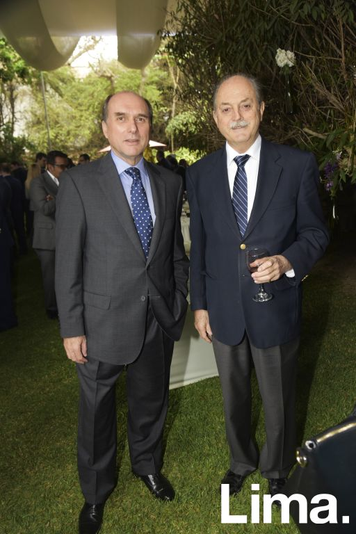Francisco Tudela y Roberto Ehni.