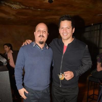Hugo Armero y Flavio Solorzano.