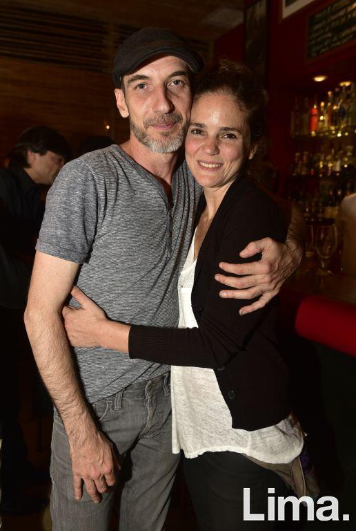 Alfredo Millán García y Natalia Roggero