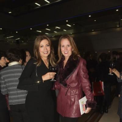 María Teresa Braschi y Delia Mariátegui.