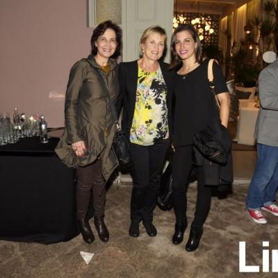 Michelle Prutschi, Bárbara Loffel y Cynthia Prutschi.