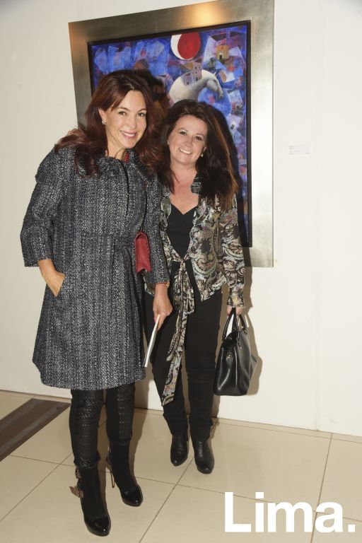 Nuria Puig y Ana Nicolini.
