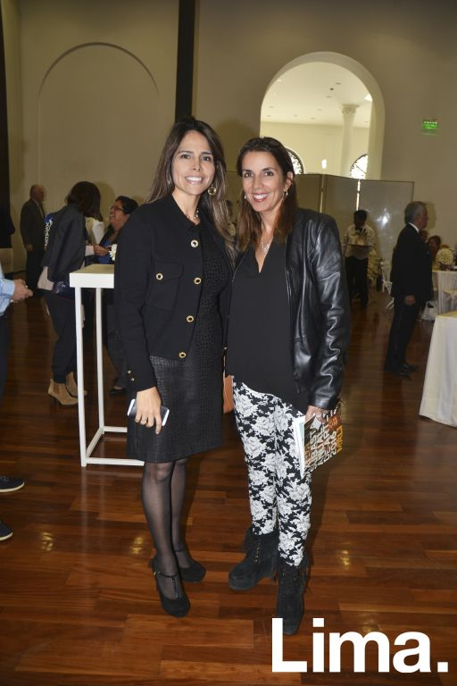 Rocío Danessi y Jackie Simon.