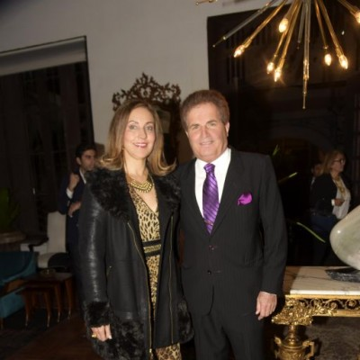 Rocío y Alejandro Tudela.