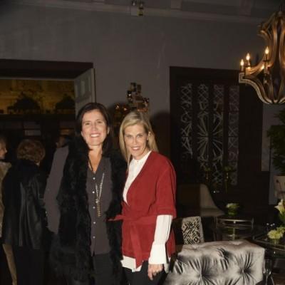 Vera Woll y Gloria Marco del Pont.