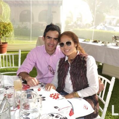 Jorge Luis y Maria Alexandra Merino Reyna.