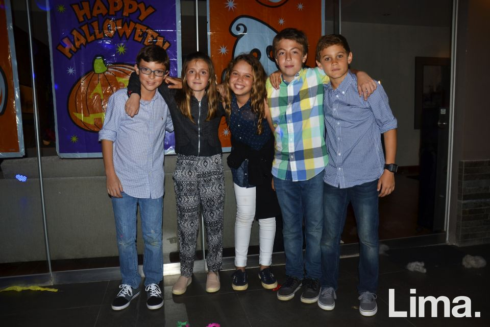 Jose Mariano de la Peña , Ana Lucia Riofrio , Arantxa Zuñiga , Darko Casis y Santiago Ossio.
