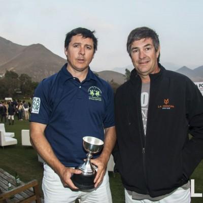Jose Mulanovich y Juan Jose Galberdi.