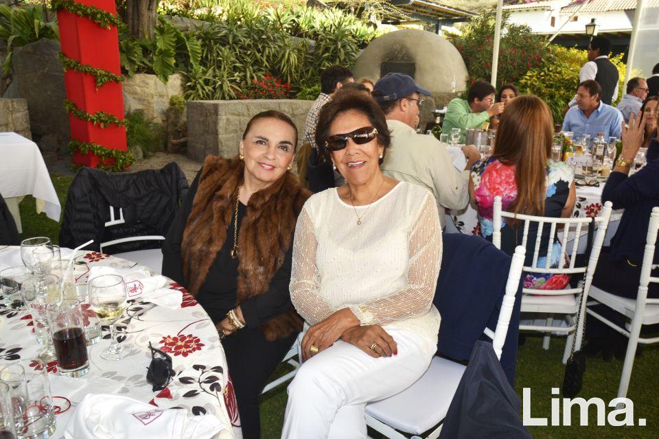Lulu del Solar e Itala Testino.