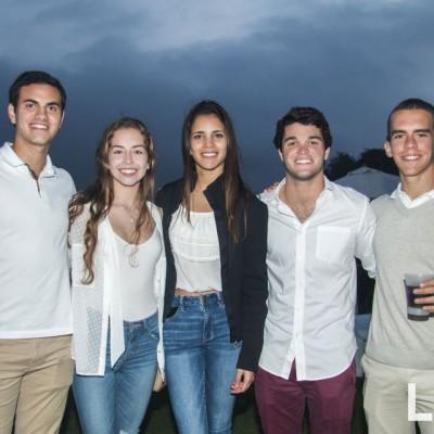 Mateo Kahatt, Fatima Manzur, Daela Fernandez, Guillermo Velaochaga, Juan Carlos Rizo Patron