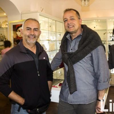Raul Rubio y Max Biber.