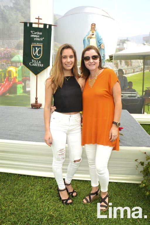 Sabrina Buendia y Sofia Ratto.