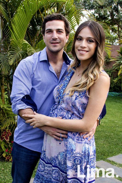 Stefano Lulli y Nicole Tonnard.