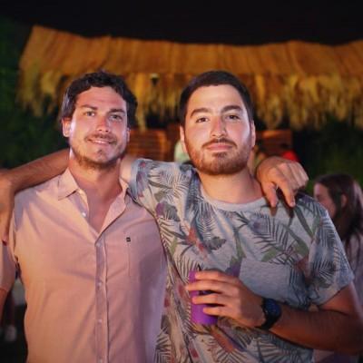 Carlos Cisneros y Bruno Gayoso.
