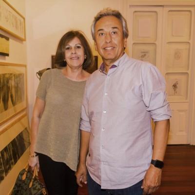 Margot Dominguez y Fernando Vera-Luna.