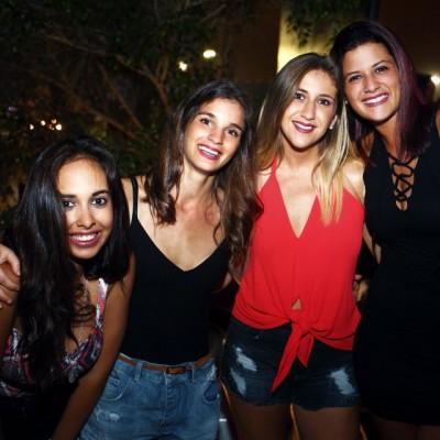Beatriz García-Ugaz, Lili Bedoya Fox, María Gracia Espinoza y Thalia Ugarte.
