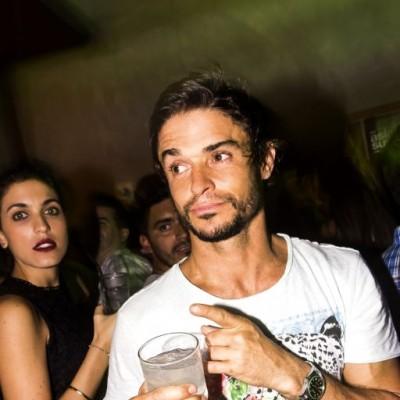Gonzalo Sandaza en CM, Boulevard de Asia.