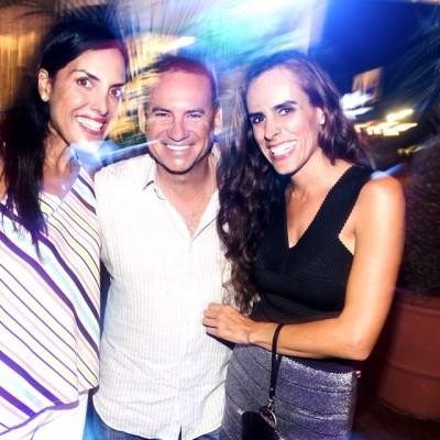 Heidi Harman, Alex Von Ehren y Sandra Humbel en Amadeus, Boulevard de Asia.