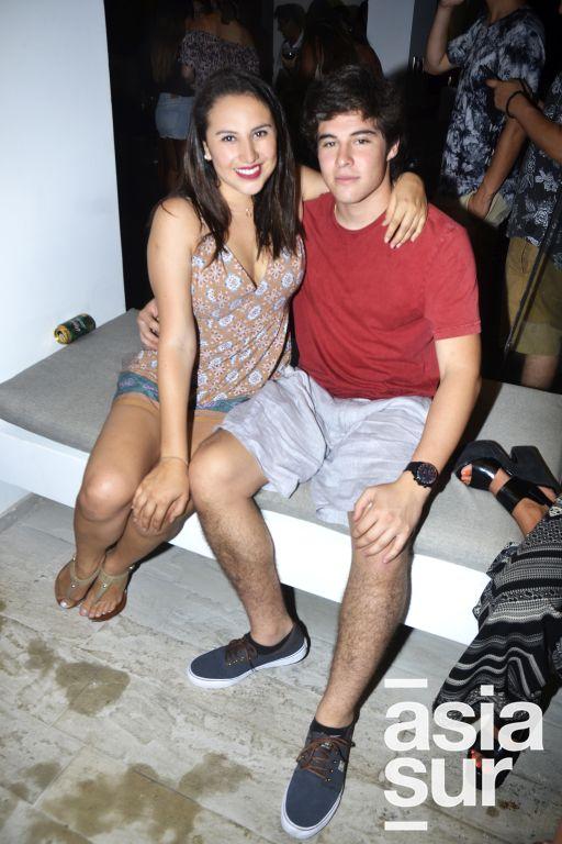 Jorge y Analia Bracamonte.