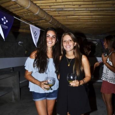 Lorena Mufarech y Daniela Picardo.