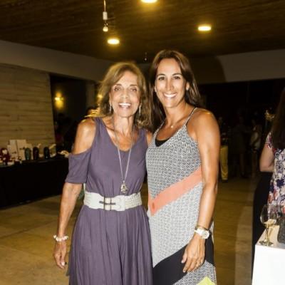 Martiza Quiroz y Mariana Vasquez.