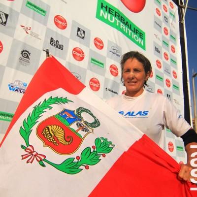 Rocío Larrañaga.