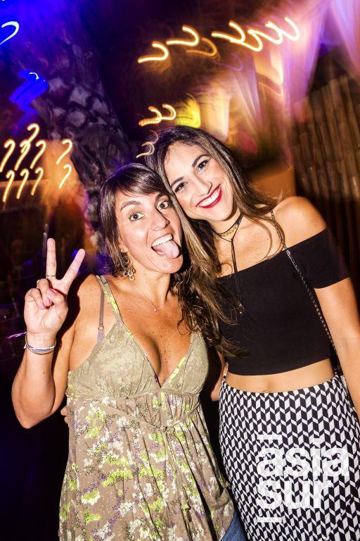 Ximena Gonzalez y Veronica Jeada en Amadeus, Boulevard de Asia.