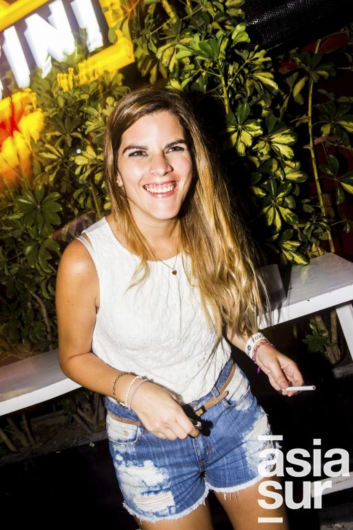 Alessandra Macciotta en Nikita, Boulevard de Asia.