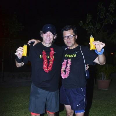 Alexis Boggio y Freddy Vasquez