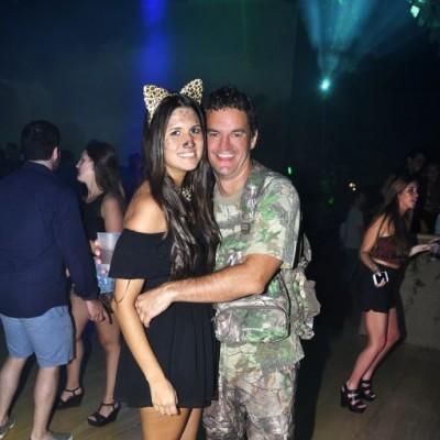 Camila Pataro  y Alberto de Cárdenas.