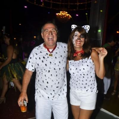 Carlos Aguad y Ana Cecilia Rocha.