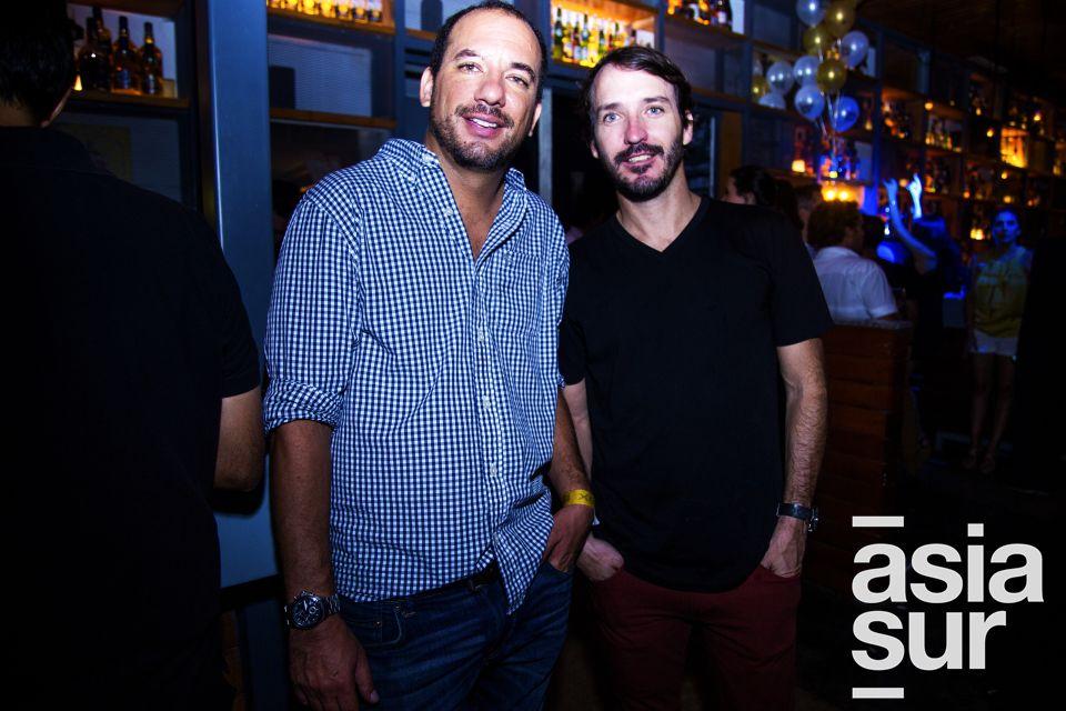 Carlos Rospigliosi y Alonso Castro.