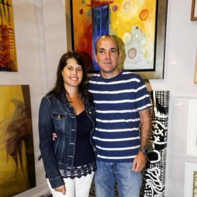 Carolina Harte e Ignacio Lopez de Romaña.