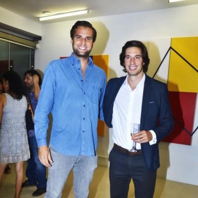 Cayetano Barnechea y Nicolas Vega.