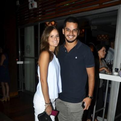 Daniela Capurro y Franco Navarro.