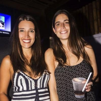 Daniella Brazzini y Chiara Ghibellini.