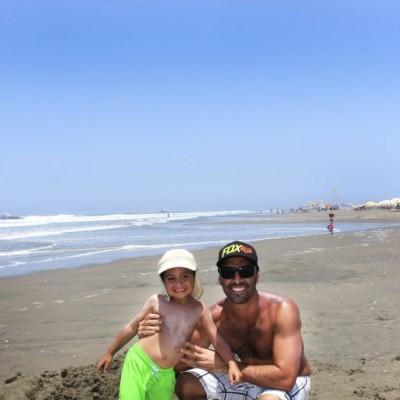 Eduardos Casariego en Playa del Sol.