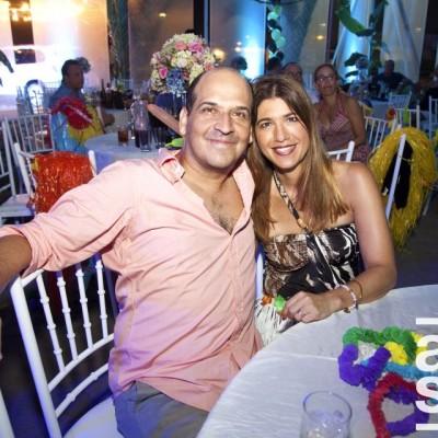 Giulianna Ratto, Alejandro Tunez de Maggiolo.