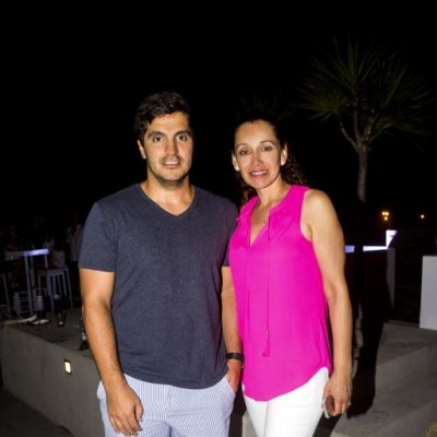 Jaime Herrera y Claudia Lengua.