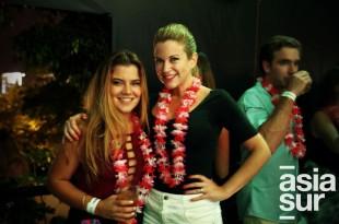 Jessy y Daniela Bazan.