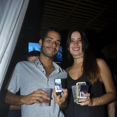 Juan Antonio Ugaz y Ariana Talledo.