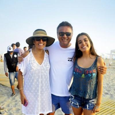 Kati Santiago y MariaKATTY DRAXL, IVAN GUTIERREZ Y VALERIA G Fernanda Reyna en Costa del Sol.