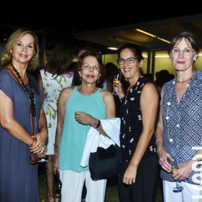Marianela Muro, Patricia Llosa, Alice Reich y Estrella Morente.