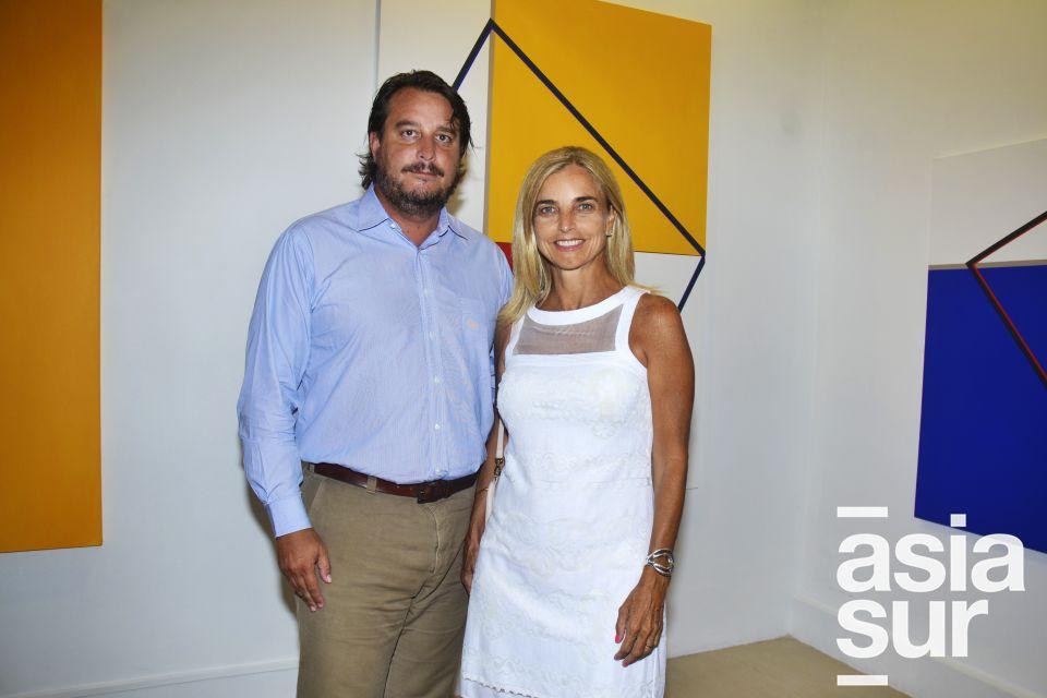 Mateo Moreyra y Josefina Towsend.
