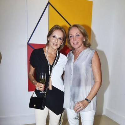 Monica Rizo Patrón y Cecilia Davila.