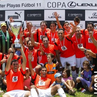 PLAYA DEL GOLF  Campeón Copa LEXUS 2017