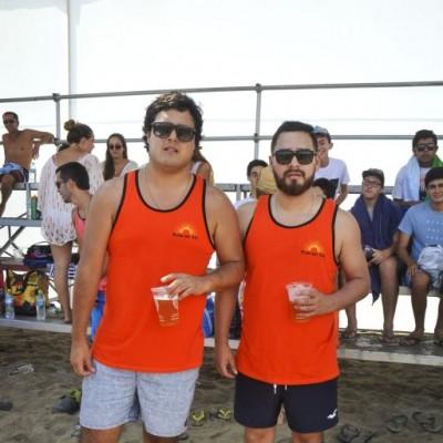 Rodrigo Vera y Franco Guerra.